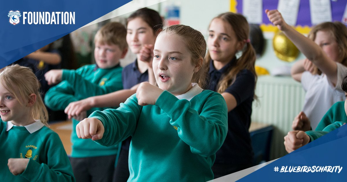 Time to get moving with today's #PLPrimaryStars SuperMovers online lesson!💃  Foundation Phase 👉   KS2 👉   #OurClubChangesLives💙
