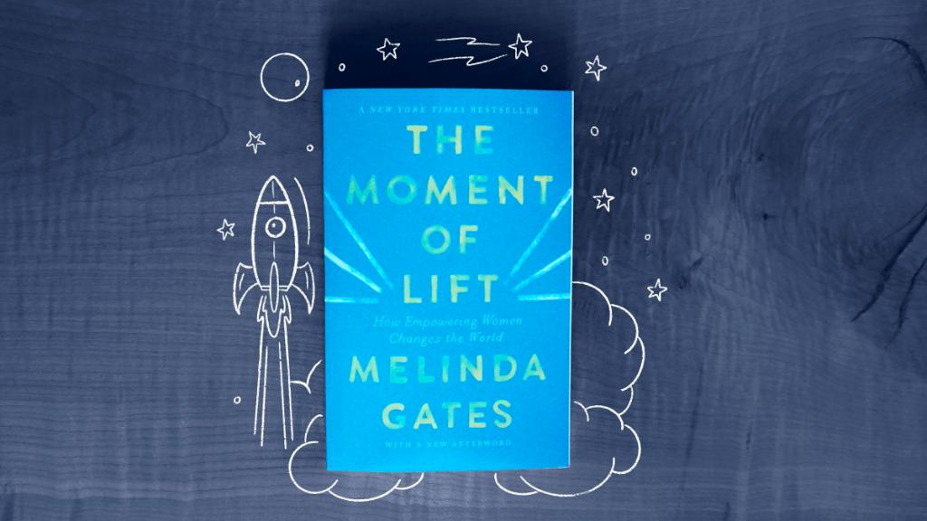 I believe that women can be the architects of a better world.   Their stories have instilled in me both a sense of urgency and of possibility. I hope they do the same for you.   The paperback edition of The #MomentofLift is out today with a new afterword.