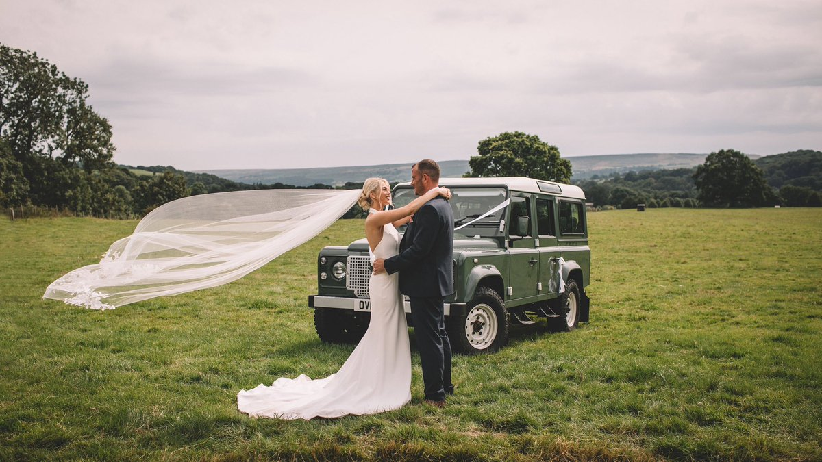 Hi everyone, We are Land-Marque Events. We are a family owned business providing classic wedding car hire in Yorkshire. We operate a Range of the most Iconic and Luxurious Land Rover vehicles. For more information please follow us on; Facebook & Instagram @PeopleofLeeds