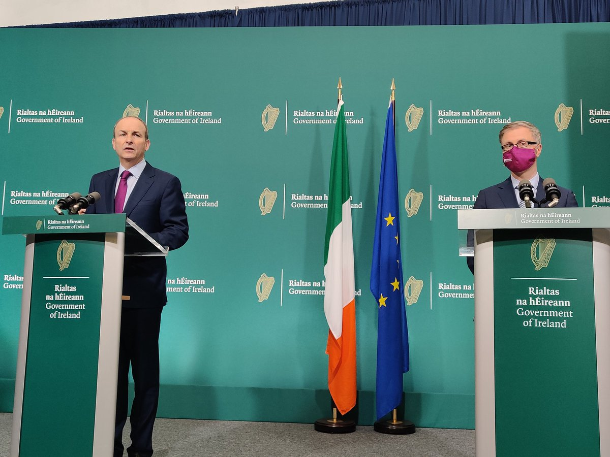 """Taoiseach says mother and baby home report highlights a """"dark, difficult and shameful chapter of very recent Irish history"""", he thanks survivors for sharing their stories."""