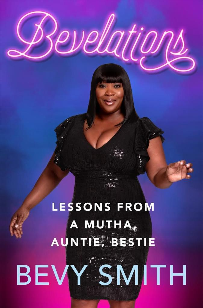 Congratulations to @RadioAndySXM's @bevysmith on the release of her new book #Bevelations! 📖