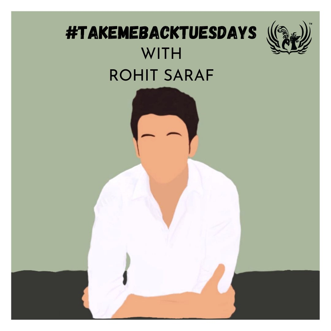 Presenting to you #takemebacktuesday, where Team Kshitij recalls the incredible day when we went live with India's favourite youth icon, Rohit Saraf! @RohitSaraf10   #kshitij20 #mithibaikshitij #rohitsaraf #instagramlive #nostalgic #bollywood #mismatched