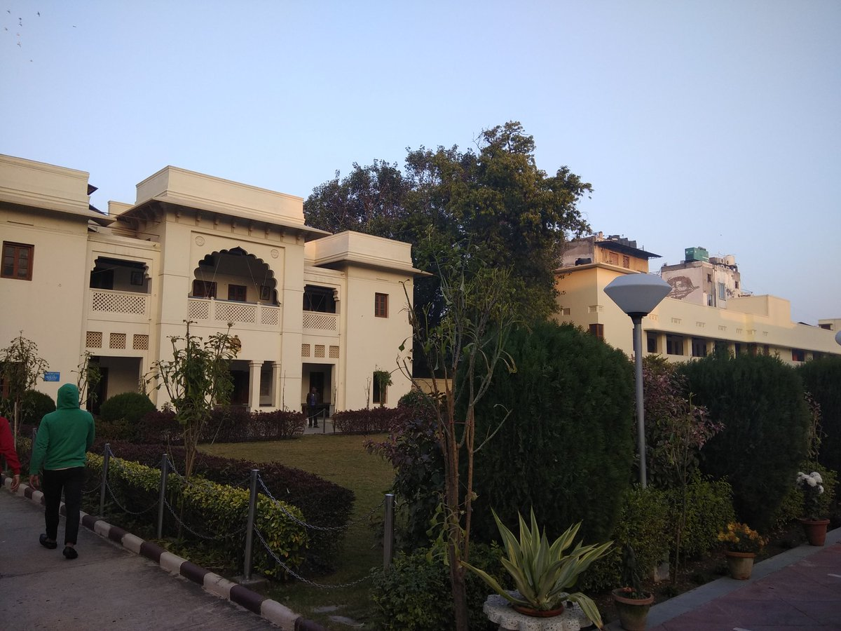 More pics from the Ashram, temple and museum. Inside #RamakrishnaMission Ashram premises, #GoleMarket, #Delhi