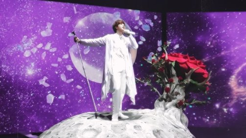 Our moon Kim SeokJin ✨💜 #8YearsWithMoon #OurMoonJinDay