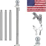 Image for the Tweet beginning: HOME RIGHT Flag Pole Kit,Flagpoles