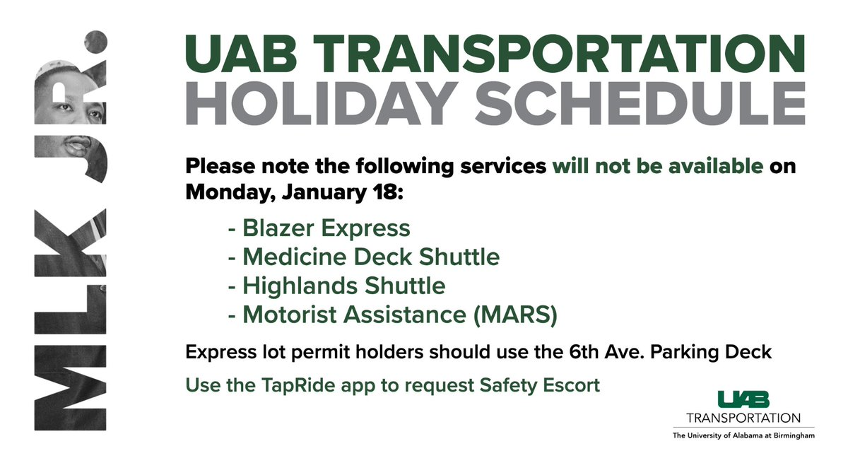 UAB Transportation