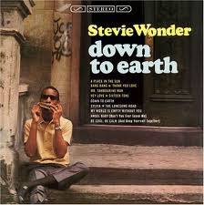 #NowPlaying A Place In The Sun - Stevie Wonder #StevieWonder #DownToEarth