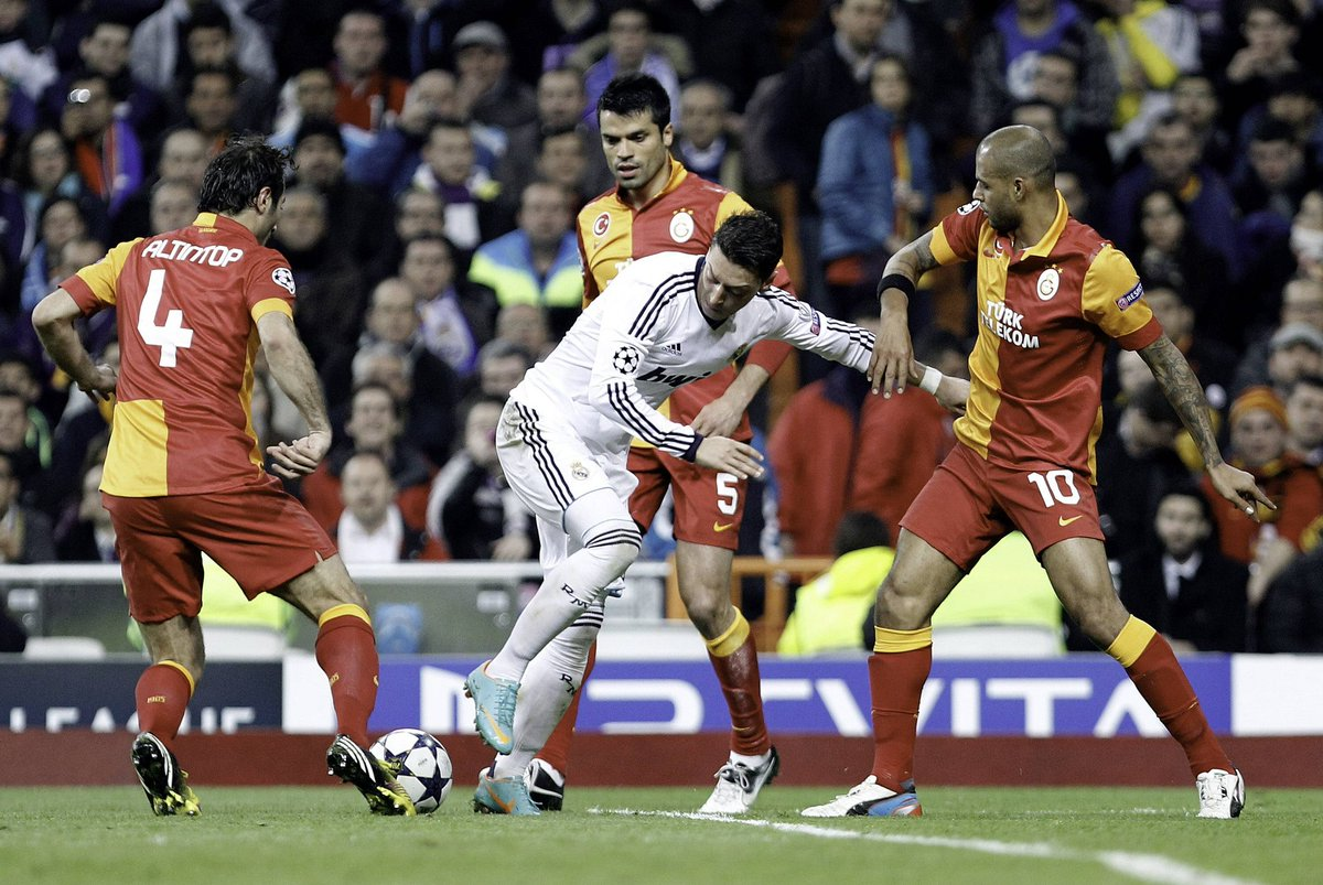 #Throwback 🤍 @ChampionsLeague night against Galatasaray in 2013 ⭐🙌🏼⚽ #HalaMadrid @realmadrid