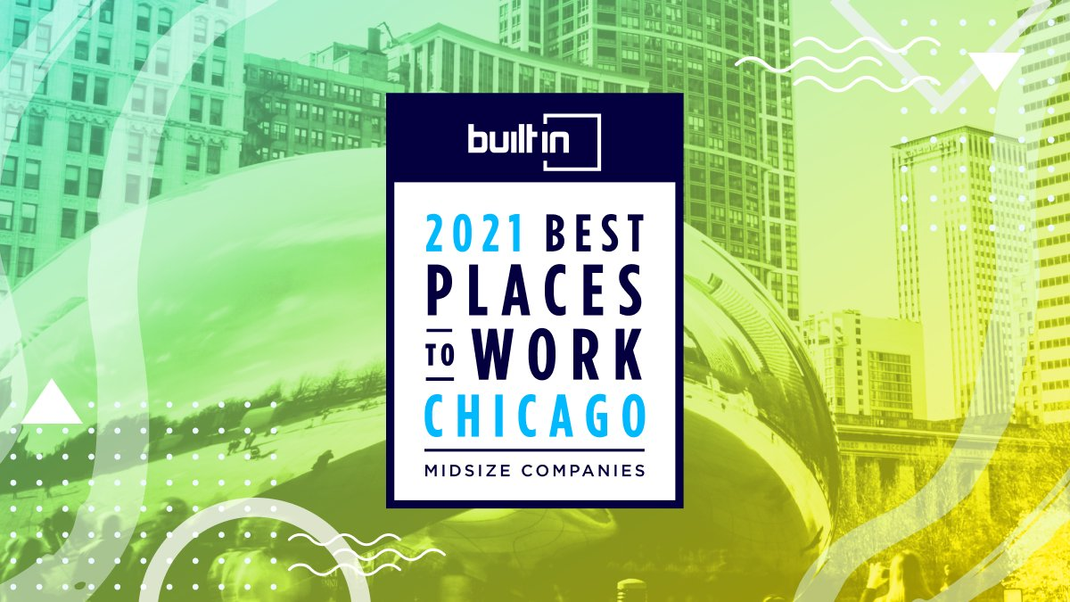 .@BuiltIn reviewed the culture programs, perks, benefits, and salary packages from tech providers across the country to highlight the best places to work. Thank you for this recognition!   #BestPlacesToWork #Tech #WereHiring