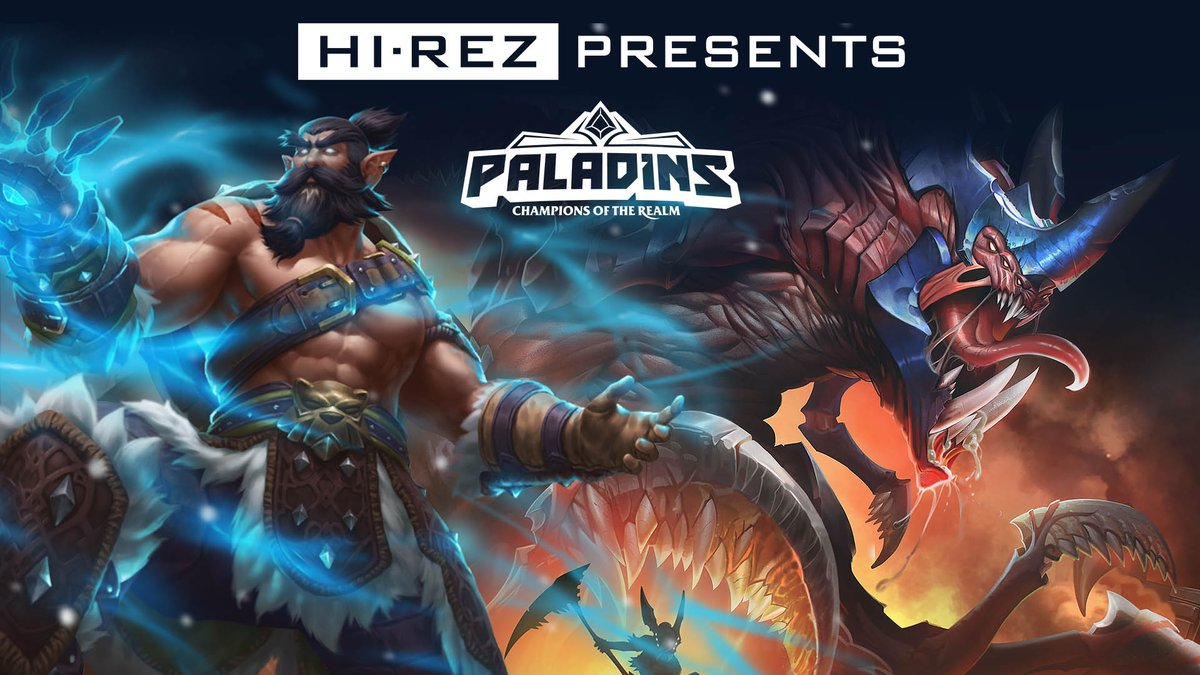 Missed out on watching our 2021 Hi-Rez Presents? Dont worry - You can catch all the update news and shenanigans featured on YouTube! 📺youtu.be/3RTLA_RsgyI