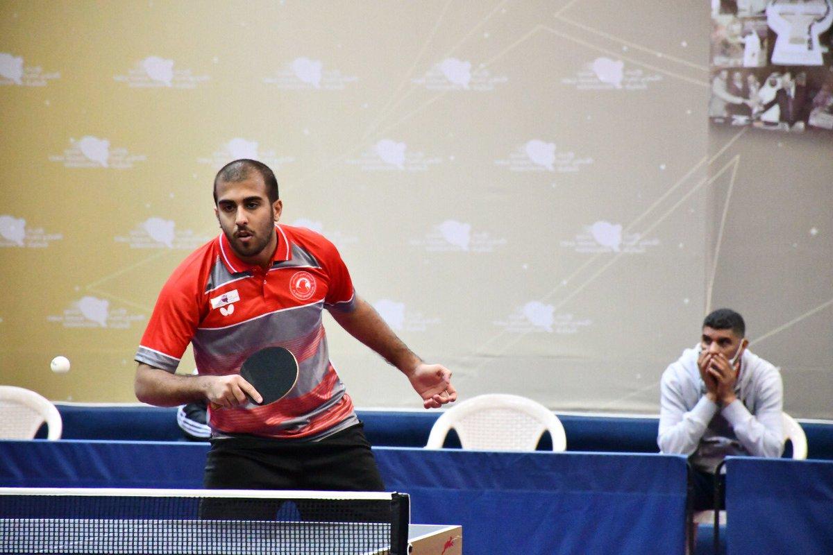 🏓   طاولة #العربي تفوز على  الغرافة بنتيجة 4-1 في الجولة الأولى لمرحلة الذهاب من منافسات #دوري_الرجال_للطاولة موسم 2020-2021