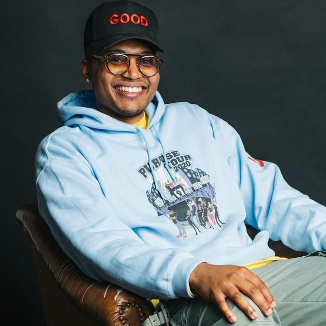 Huge congratulations to our friend @dariusibaxter for being recognized as one of this year's @forbes #30under30!