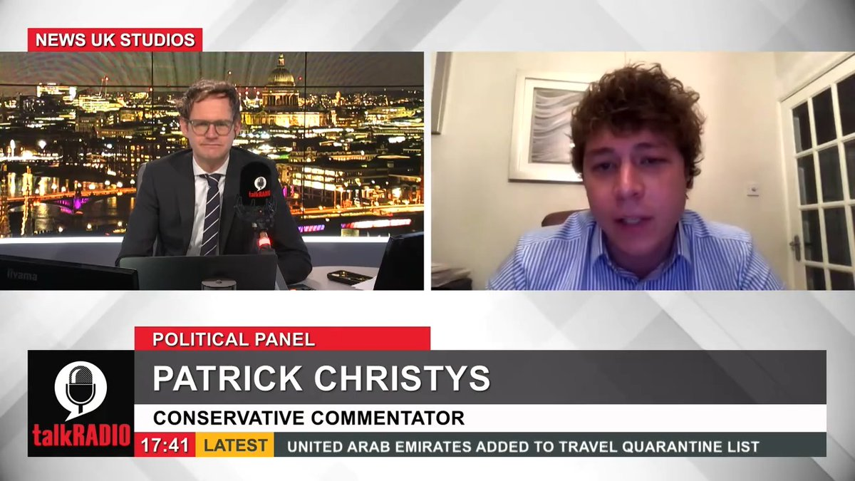"""English Police Video Tweets – Broadcaster Patrick Christys says police officers should focus on """"murders and b…"""
