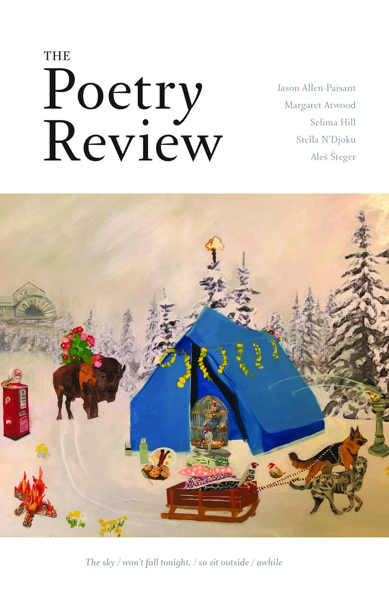 test Twitter Media - A few days remain to get a discounted annual subscription to the digital edition of The Poetry Review including the latest exciting issue. Until 14 Jan you can get up to 25% off using code WINTEROFFER2020 at the online checkout! https://t.co/xeNl9ACWEH https://t.co/FZfno1rBIw