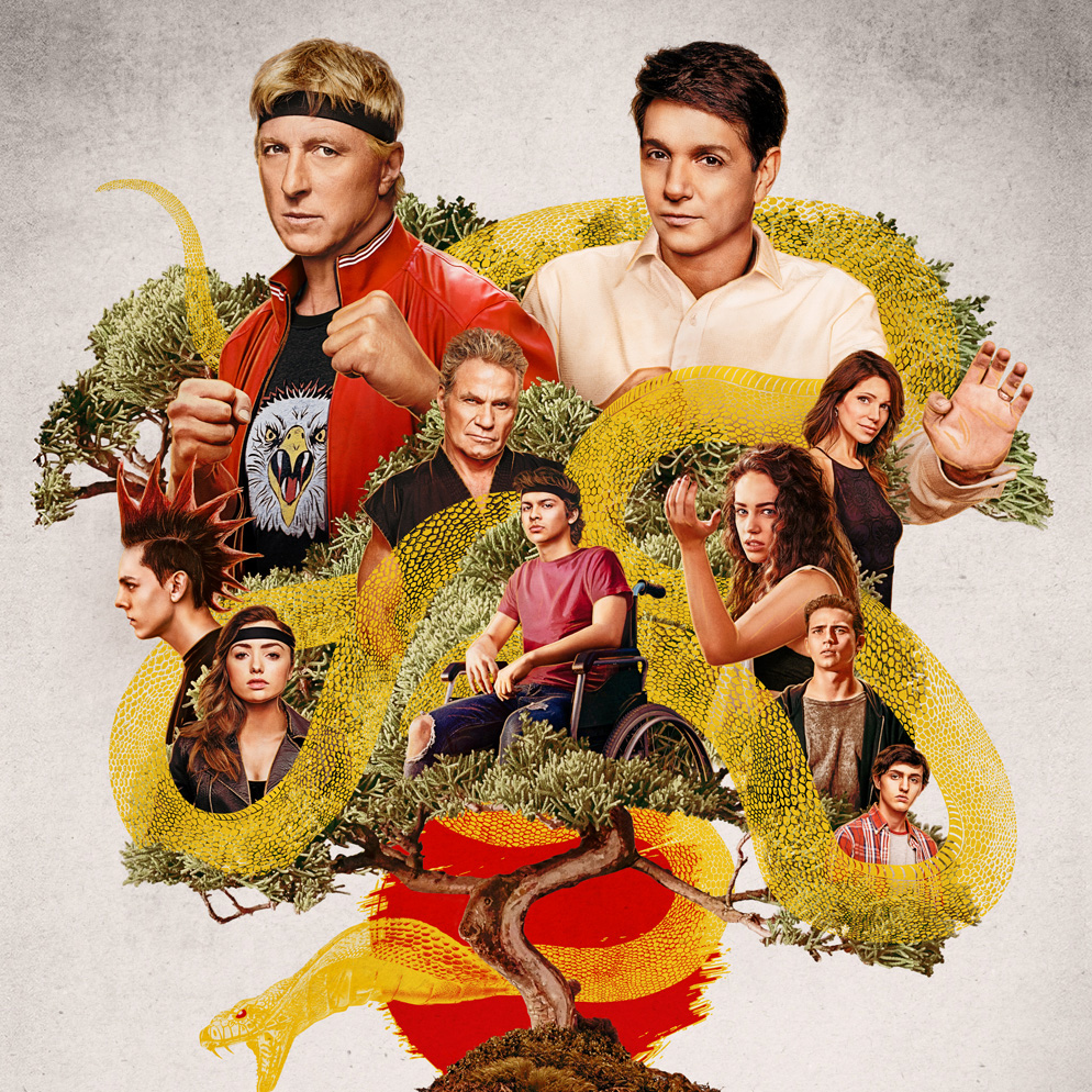In its first four weeks, more than 41 million households are projected to wax on for Cobra Kai's third season.   Between all three seasons, 73 million households have checked out the show!