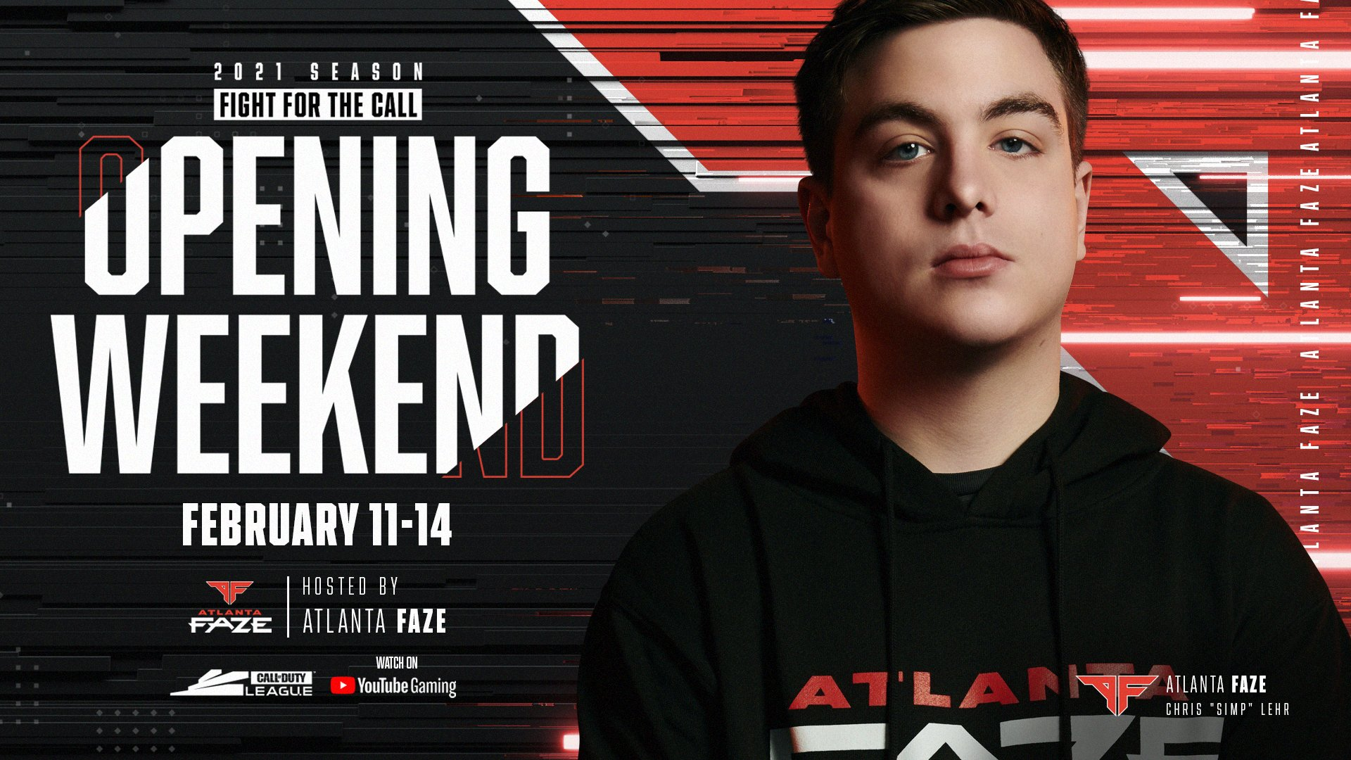 call of duty league atlanta faze home series