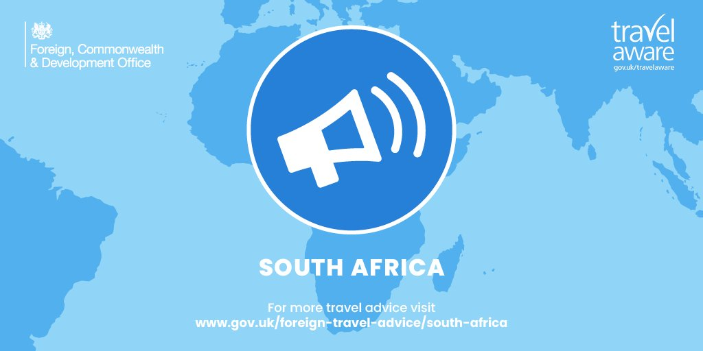 #South Africa Updated information on land border closures in South Africa https://t.co/0DRO6Mb6rz https://t.co/PnXH2JK7dT