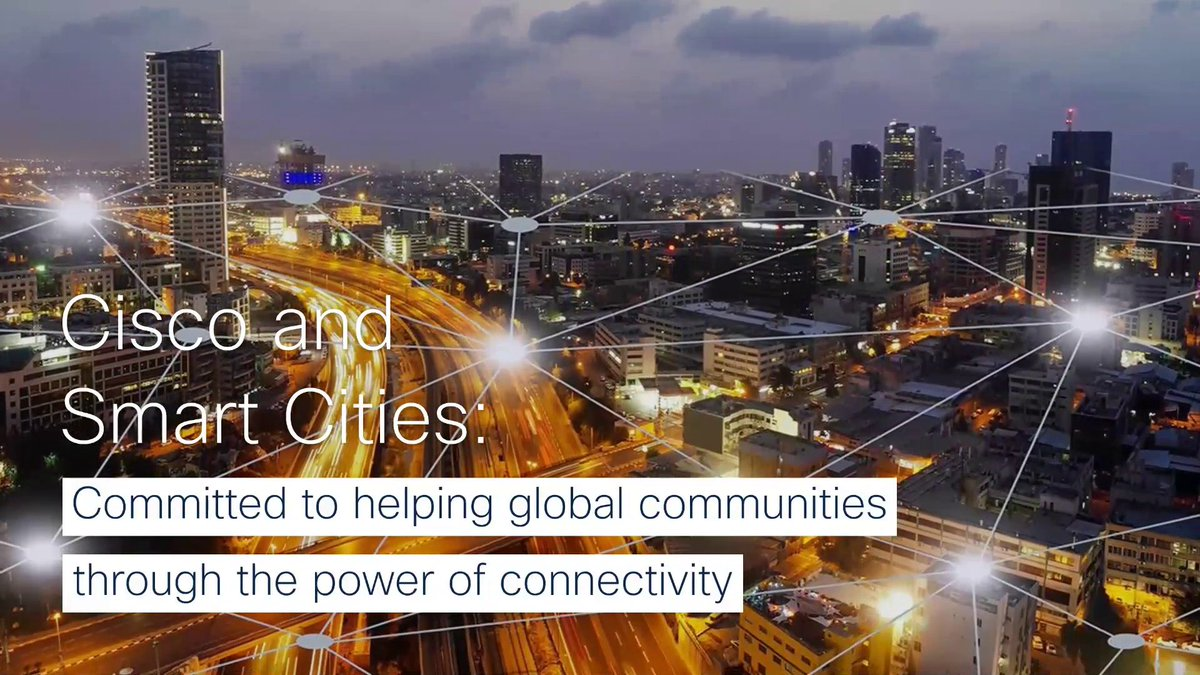 In partnership with global governments, Cisco is helping to build smart, inclusive and sustainable communities by unlocking the value of digitization. Learn how:   #DigitalTransformation
