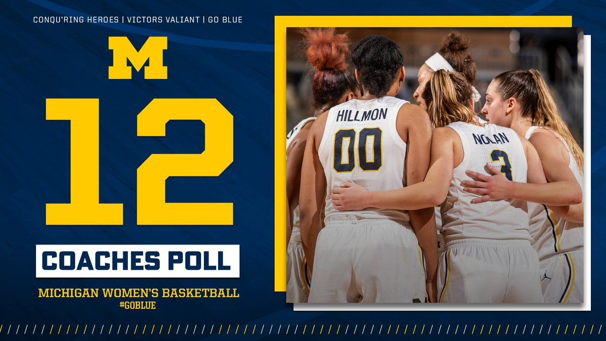 @umichwbball's photo on Wolverines