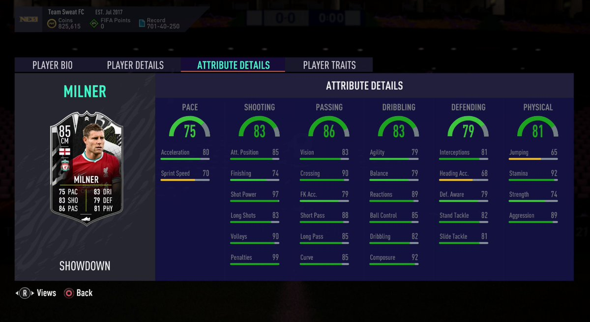 NepentheZ - Big fan of the FUT Champs PLUS in Objectives. For tomorrows TOTW too so you know exactly what you're playing for. Hope to see more of this.  Showdown Players for Liverpool Vs Man United too, reasonably priced depending on who gets the upgrade, easy to grind! #FIFA21