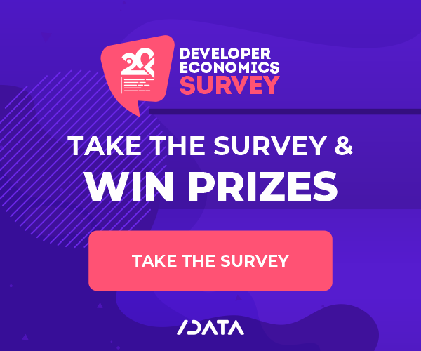What are the biggest trends you anticipate for 2021? Take the new @DevEconomics survey, answer a few questions about dev tools, platforms, technologies for a chance to win cool prizes! https://t.co/GR9e5Y59xL https://t.co/40ZvebgDXL