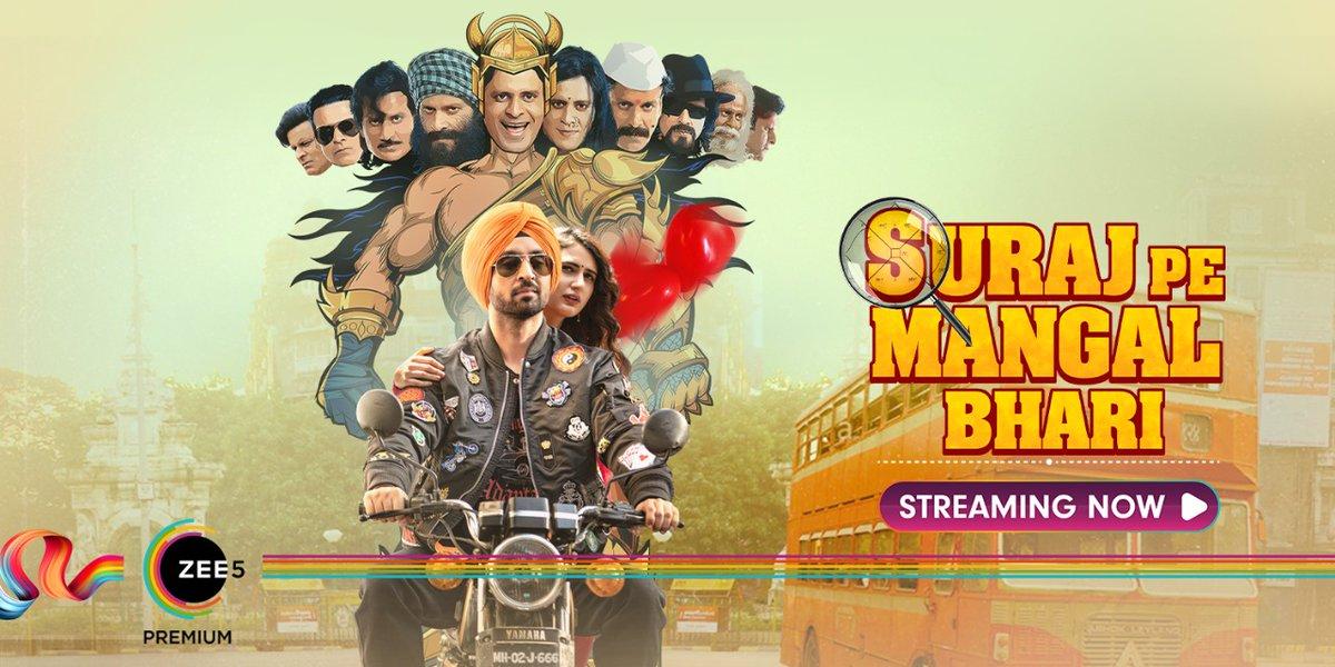 Karlo taiyari! Mangal hone vala hai Suraj pe Bhari 🔴⚔️☀️ #SurajPeMangalBhari Streaming Now  #SurajVsMangal #KnockoutComedy
