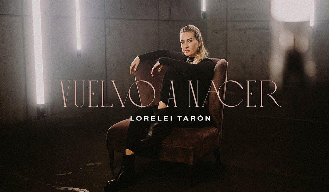 """La cantante argentina @LoreleiTaron lanzó su más reciente sencillo """"Vuelvo a nacer"""" Escúchalo aquí →"""