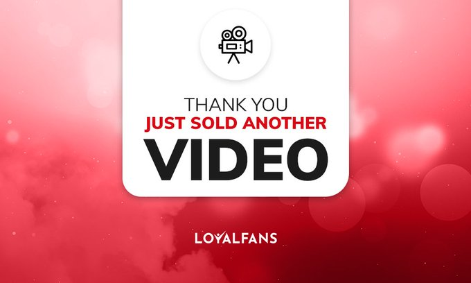 I just sold a video on #realloyalfans. Take a look here: https://t.co/TIQOmSuqWk https://t.co/g3y08m