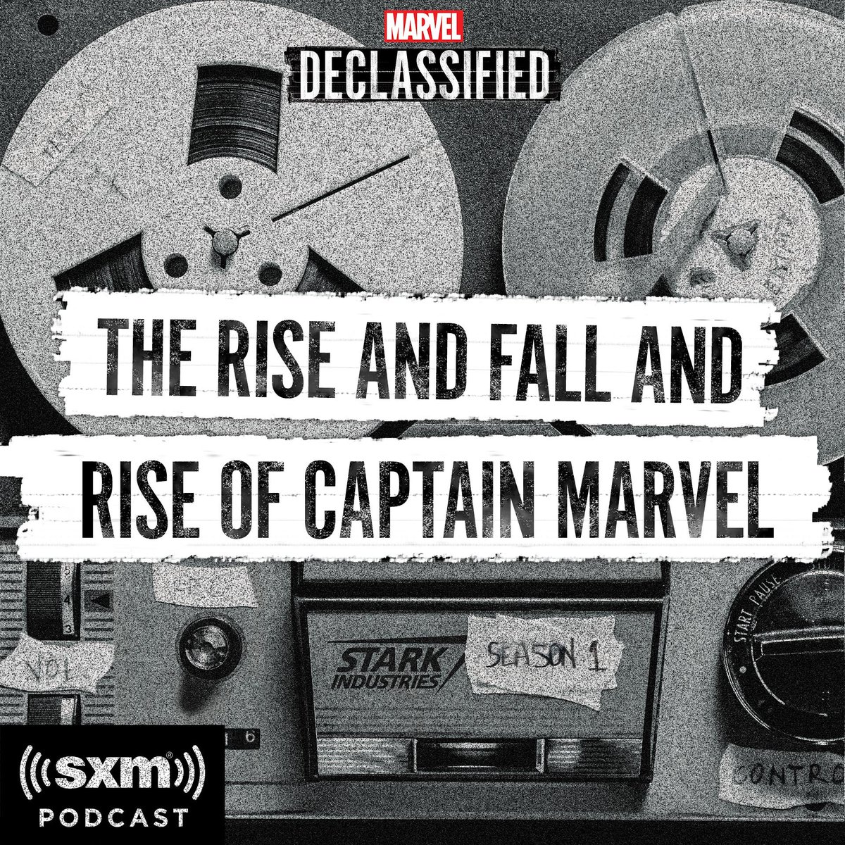 The newest episode of #MarvelsDeclassified is all about the symbolism and history of Carol Danvers/Captain Marvel. (Don't worry, @lorrainecink and I talk about Kamala Khan, too!) Great interviews with @kellysue, @gerryconway, @MiniB622