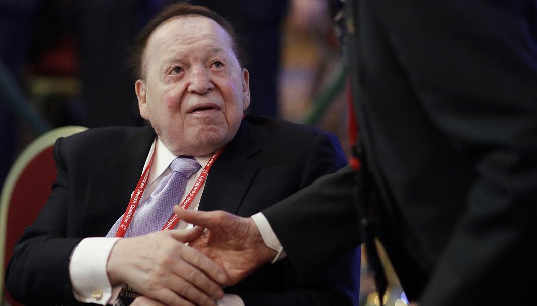 Israel debates Sheldon Adelson's media, political heritage Photo