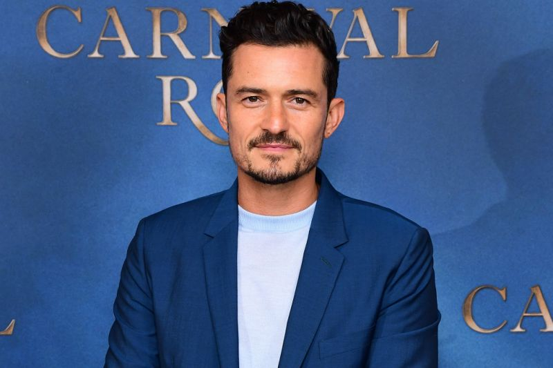 Happy 44th Birthday to British Actor & Hollywood Superstar, Mr Orlando Bloom.