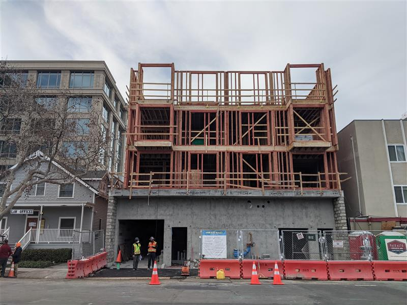 In 3 months we've added 3 stories to our development in downtown Redwood City!  We're proud of our progress bringing much needed #affordablehousing to San Mateo County. We can't wait to welcome 20 local families as new #homeowners soon.  Learn more: https://t.co/Tzv80FLO65 https://t.co/QJeftiWDde