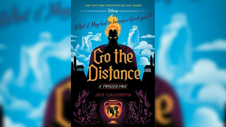 EXCLUSIVE Q&A: What if Meg had to become a Greek god? Author @JenCalonita gives us the inside details on the latest Twisted Tale from @DisneyBooks: