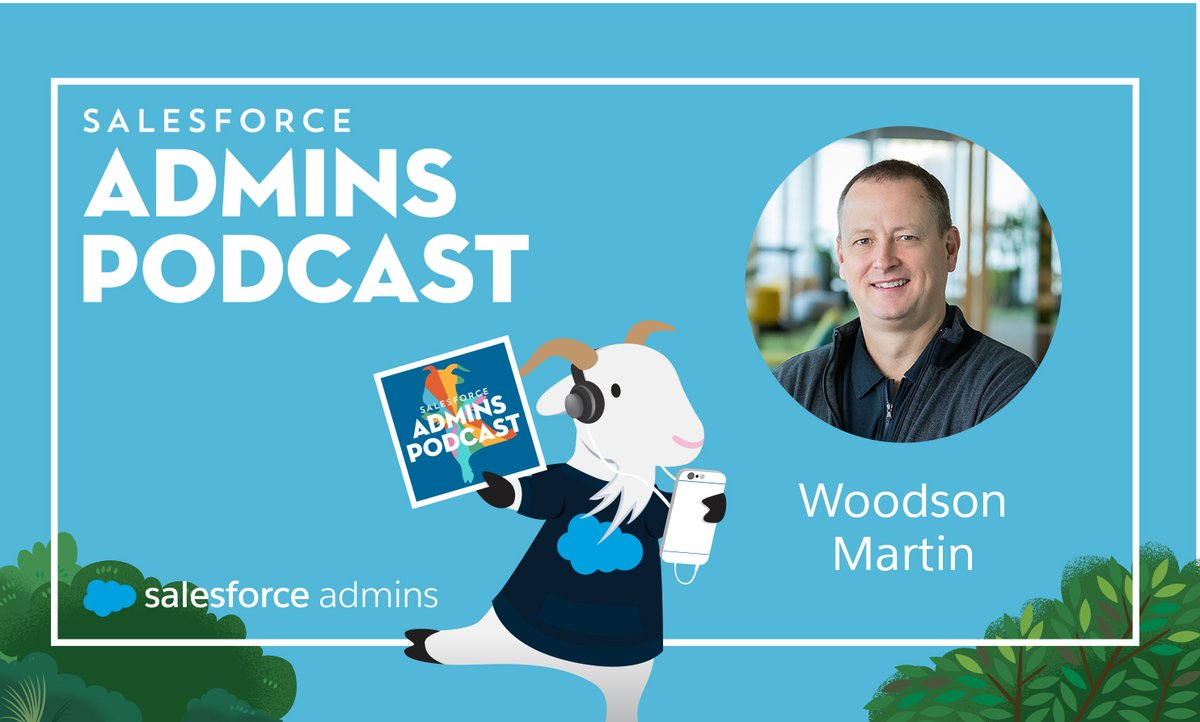 🚨 Join us for a special episode of the Salesforce Admins podcast!🚨  Hear from @woodson_martin, EVP & GM for the @appexchange about how the balance of speed and preparation is key to a successful project.