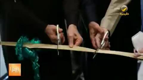 #فيديو صاحب السمو الملكي الأمير @Alwaleed_Talal مع معالي المستشار @Turki_alalshikh والرئيس التنفيذي لشركة #روتانا @salhendi في افتتاح المقر الجديد لاستوديوهات #روتانا_للصوتيات في #الرياض.  @RotanaMusic #روتانا_خليجية
