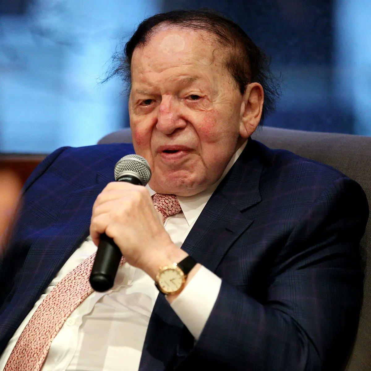 Sheldon Adelson Twitter Trend : Most ...