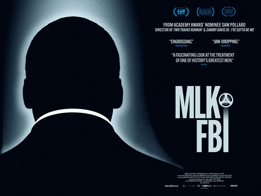 Last chance to watch the virtual premiere of #MLKFBI with @weareparable, followed by director's Q&A and a spoken word performance. Exclusively on BFI Player #BFIatHome