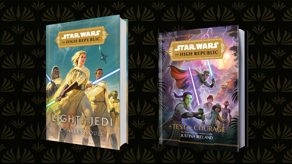 Experiencing shipping delays? Find more bookseller options below.  Light of the Jedi:  A Test of Courage: