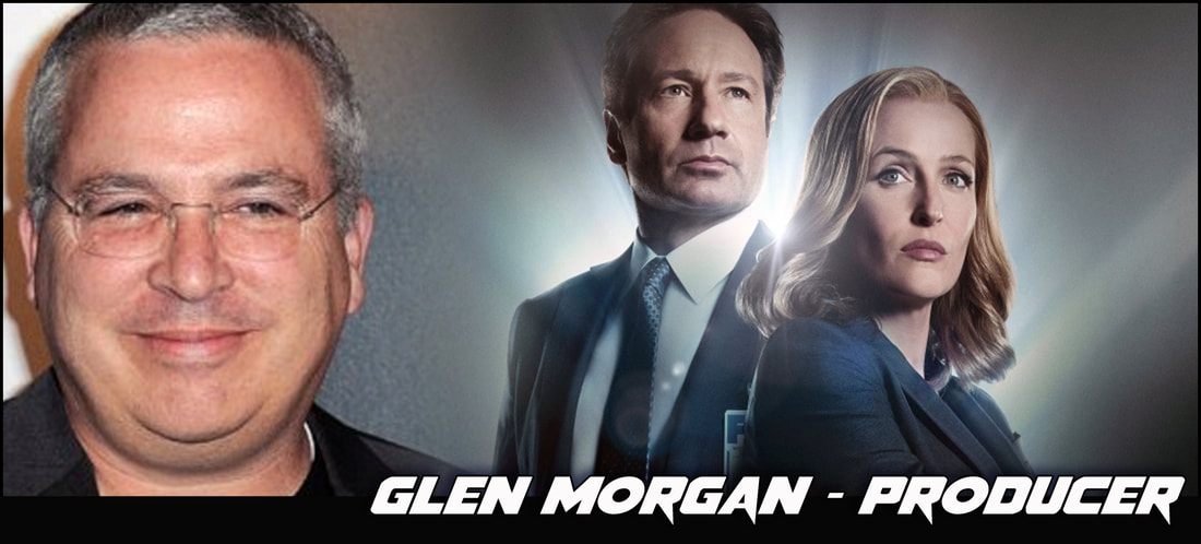 celebrates Glen Morgan's birthday!   #SciFi #Syfy #Fantasy #Screenwriter #Producer #SpaceAboveAndBeyond #TheXFiles #Intruders #BionicWoman #theOne @TheTwilightZone