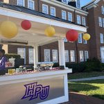 Students! Stop by the Phillips kiosk from 3-4 p.m. today for a complimentary mini hot dog 🌭 #HPU365