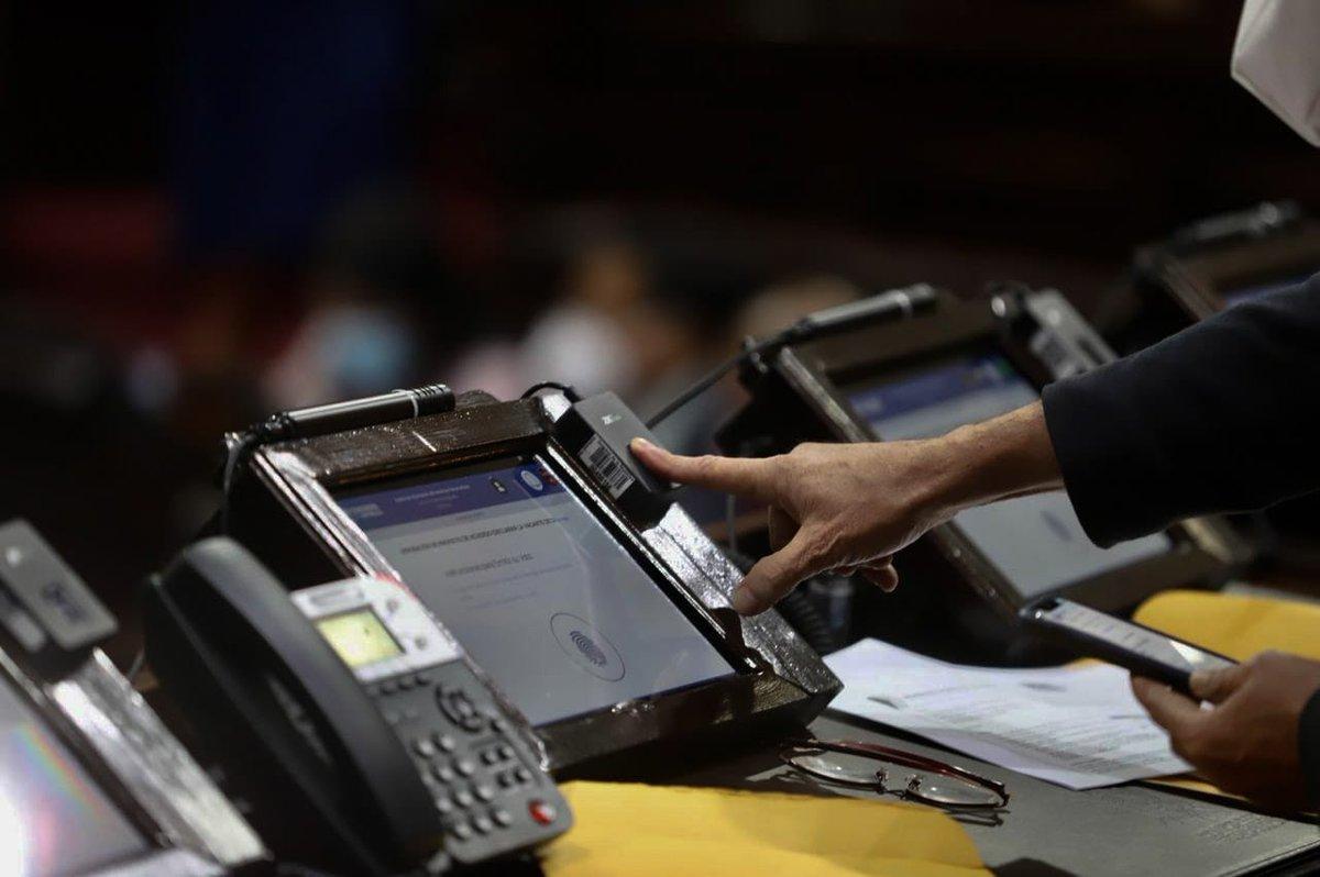 #AHORA: El Pleno del Congreso aprueba con 146 votos a favor, conocer de urgencia nacional la #Iniciativa5870, ley para el financiamiento y adquisición de la vacuna contra el coronavirus #Covid19.  🏛️#NuevoCongreso #IXLegislatura