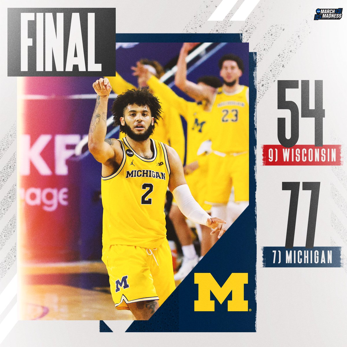 @marchmadness's photo on Wolverines