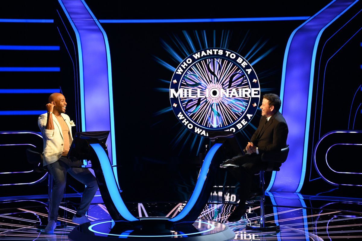 Never a dull moment when @Karamo is in the hot seat 🤩 #WhoWantsToBeAMillionaire is all-new Sunday at 8|7c on ABC!
