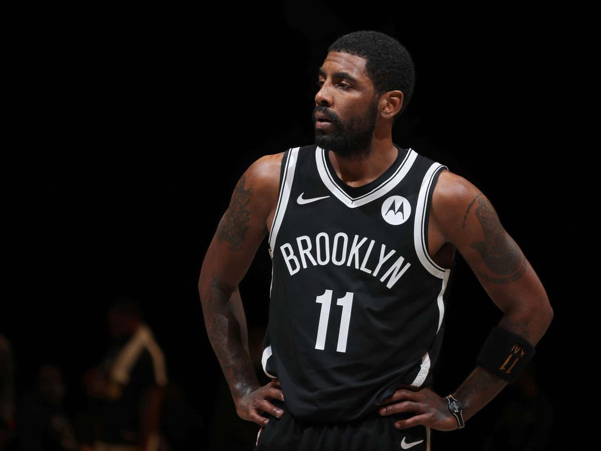 The NBA Is Officially Investigating Kyrie Irving For Partying While Away From The Nets https://t.co/alln3na0se https://t.co/45kMkk3SMT