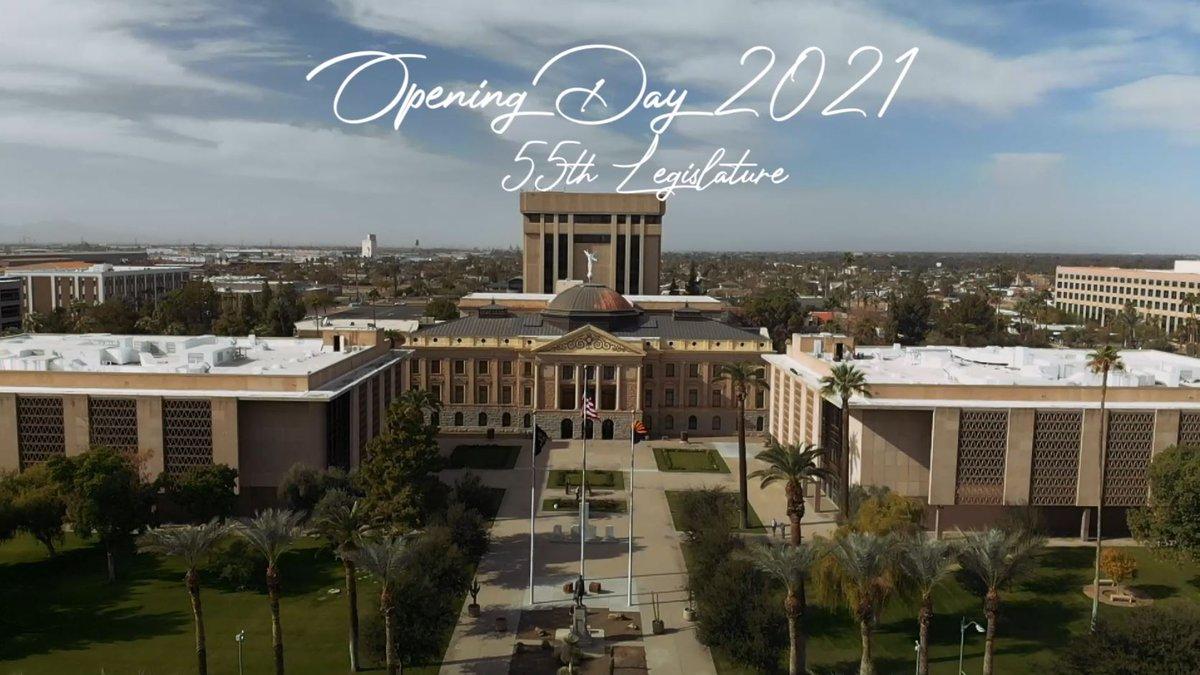 Arizona Senate Opening Day 2021🌵🏜️  Meet the senators➡️   #AZSenate #Arizona #Bipartisanship