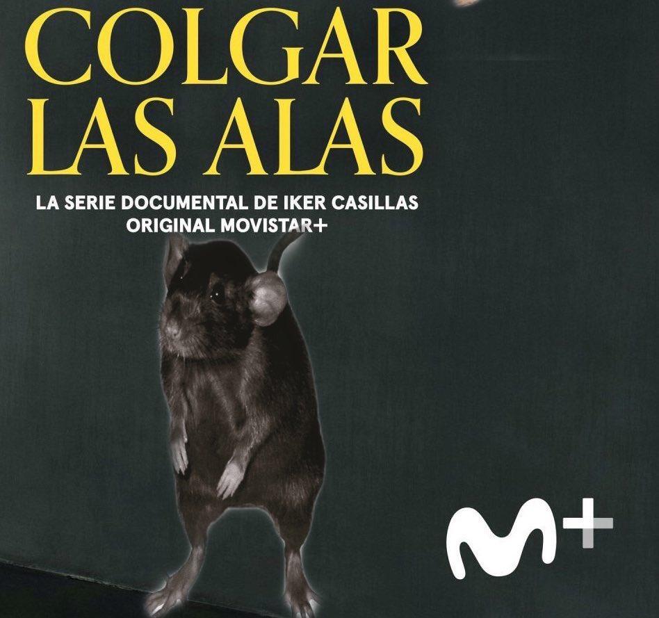 @TonyoTD @_Brus_ElVikingo @SoyElBorde2020 @JOSEMARIACASTE2 @_el_puto_poyo @tonintorero @nunes_balboa El magistral vídeo este ahora lo han editado en versión extendida y se llama #ColgarLasAlas