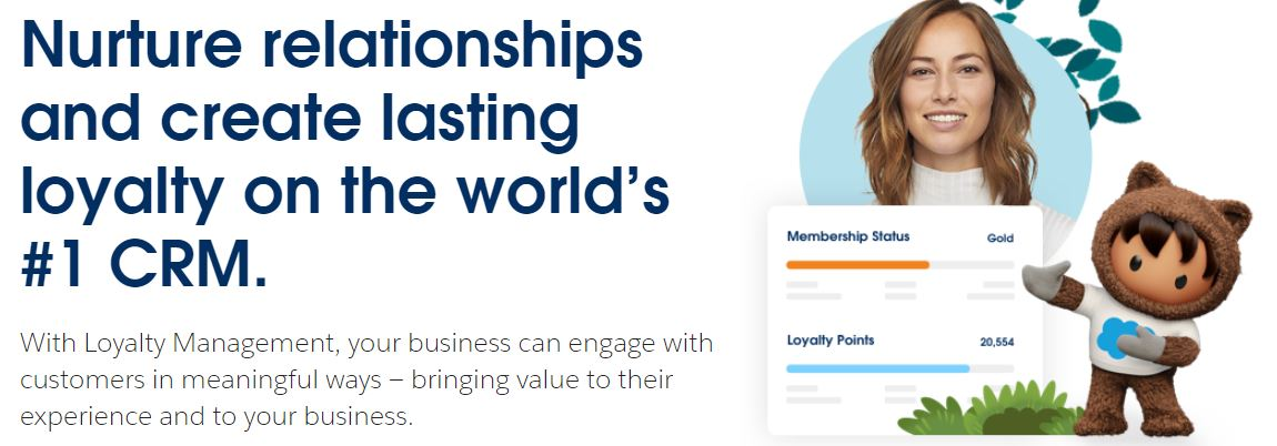 @salesforce Introduces Loyalty Management to Help Drive More Meaningful Customer Loyalty Experiences   More Info :   #salesforce #awesomeadmins #trailblazers #lowcodelove #customersuccess #LightningChampions