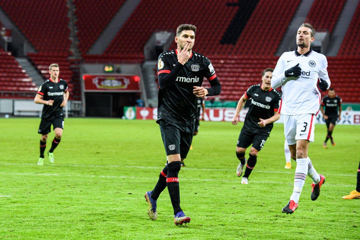 Xem lại bóng đá Leverkusen vs Frankfurt, Cúp QG Đức – 13/01/2021