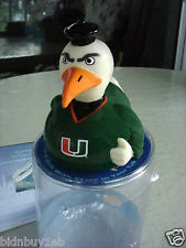 @marcuslemonis @pitbull Well, I did the U of Miami Mascot for them!  It was a popular CelebriDuck that of course sold out!!