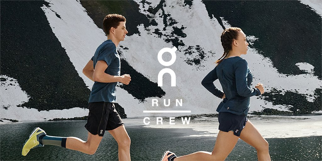 On Run Crew 2021 applications are open! If you're passionate about running and enjoy sharing that experience with others, then this is the crew for you. Apply today to become part of our global community. https://t.co/Neo6KjWaQ0 https://t.co/UWmgTioJU9